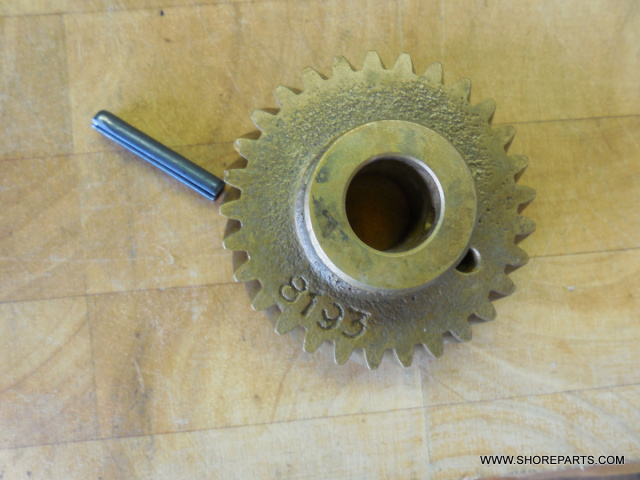 HOBART 70159 1712-1712E-1912 29 TOOTH WORM GEAR USED